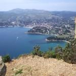 Vue de Cassis depuis le Cap Canaille