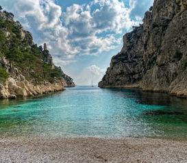 Calanques et sa plage
