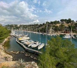 Calanques Port-Miou