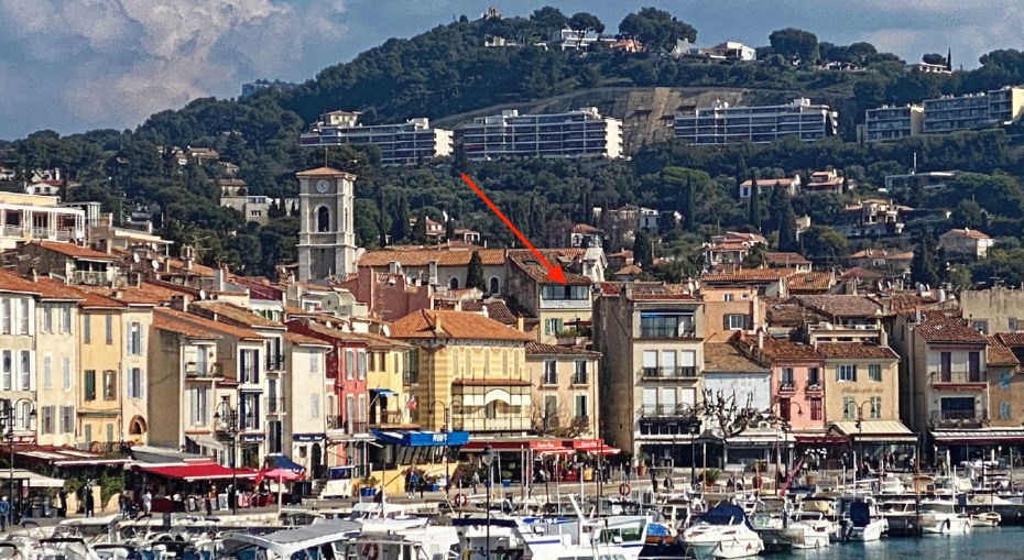 Appartement Cassis indication